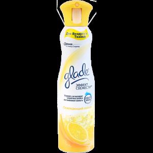 Глейд Эффект Свежести Освеж.лимон 275 мл
