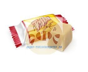Конфеты жевательные Тоффи-сливки 0,9 кг
