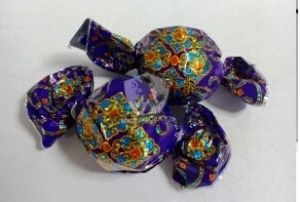 Конфеты Восточная роскошь ореховая с изюмом
