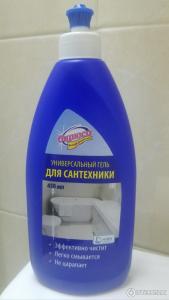 Гель универсальный Бирюса д/сантехники 450мл