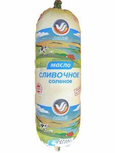 Масло 300гр раст.-сливочное батон (Алтайский край)
