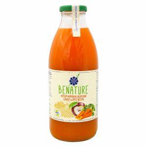 Нектар свекольно-яблочный 750 гр ст/б BENATURE