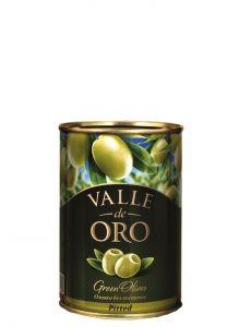 Маслины Velle De Oro 300 мл без кост ж/б