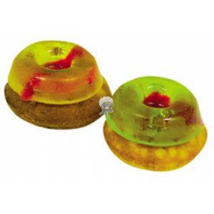 Печенье Веселые бублики с мармеладом ВС