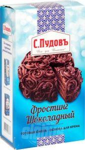 Крем для торта 100 г Шоколадный шоу-бокс