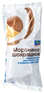 Мороженное 70г шоколадное шоу-бокс