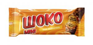 Десер ШОКО mini арахис, изюм, мягкая карамель ТВ