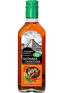Заправка салатная БО 250 мл по мексикански с маслом ЧИА ст/б