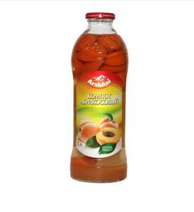 Компот абрикосовый Arshani 1л стекло