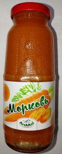 Нектар морковный Arshani 0,25л