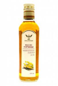 Масло горчичное 250 гр ст/б Диал-Экспорт