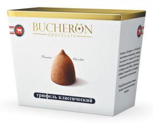 Конфеты Bucheron Box 175 гр Трюфель классический