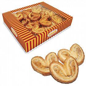 Печенье Коржик с сахаром 500 гр (Волков)
