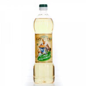 Масло Сто рецептов подсолнечное раф 0,8 л