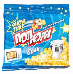 Попкорн СВЧ Snow Time соль 80 гр