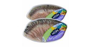 Ассорти рыбное: Скумбрия и Сельдь подкапч. ф/к в масле (ус.овал) 180гр