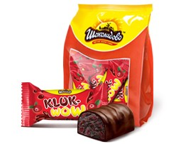 Конфеты Kluk WOW 200гр
