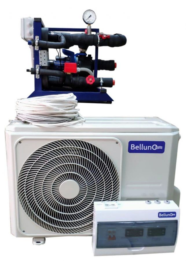 Чиллер инверторный Belluna Z-09