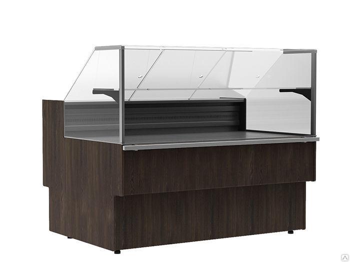 Холодильная витрина Carboma Cube ВХСн-1,25