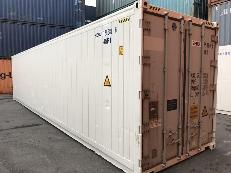 Рефрижераторный контейнер Carrier 40 футов 2003 года