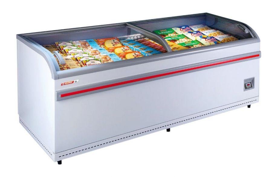 Морозильный ларь-бонета Ариада LS 250