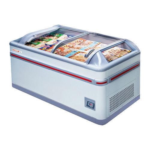 Морозильный ларь-бонета Ариада LM 185 (торец)