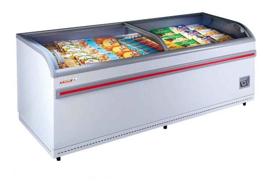 Морозильный ларь-бонета Ариада LM 210