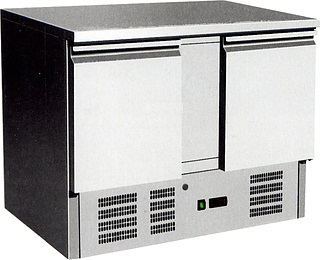 Морозильный стол Gastrorag SNACK SS45BT ECX