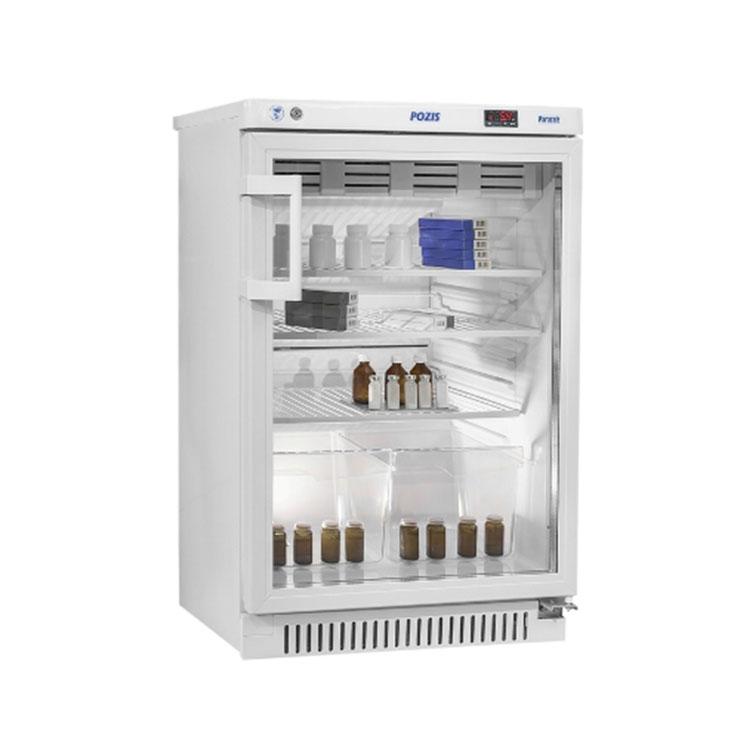Фармацевтический холодильный шкаф Pozis ХФ-140-1