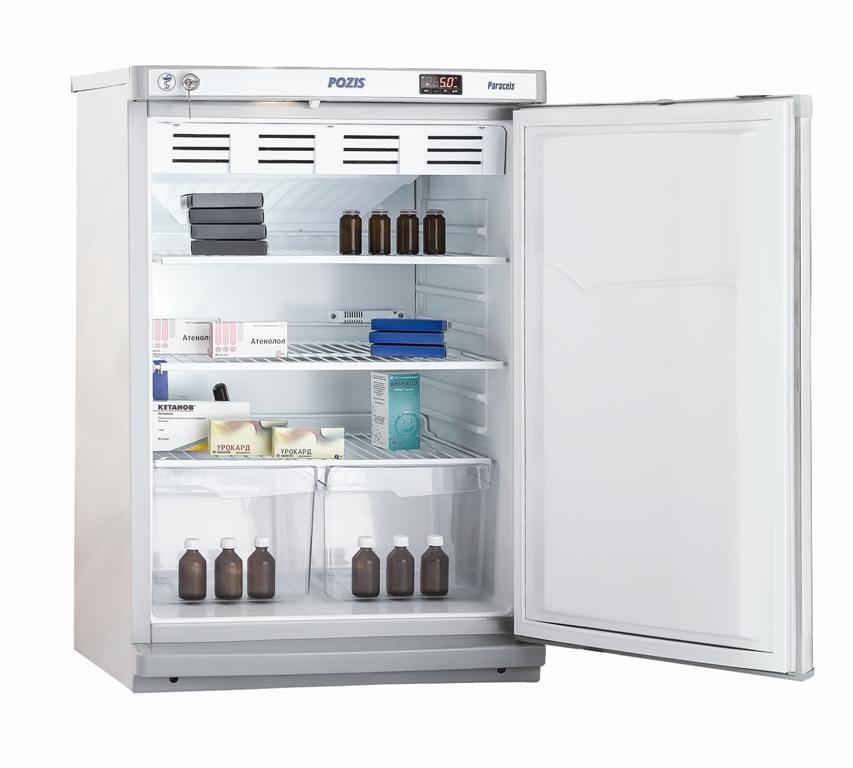 Фармацевтический холодильный шкаф Pozis ХФ-140