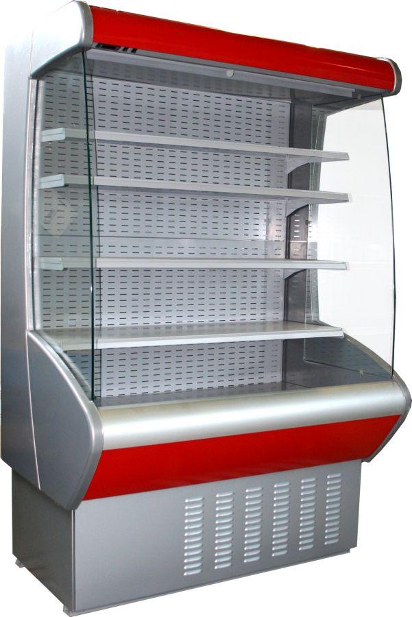 Пристенная витрина Carboma ВХСп-1,0