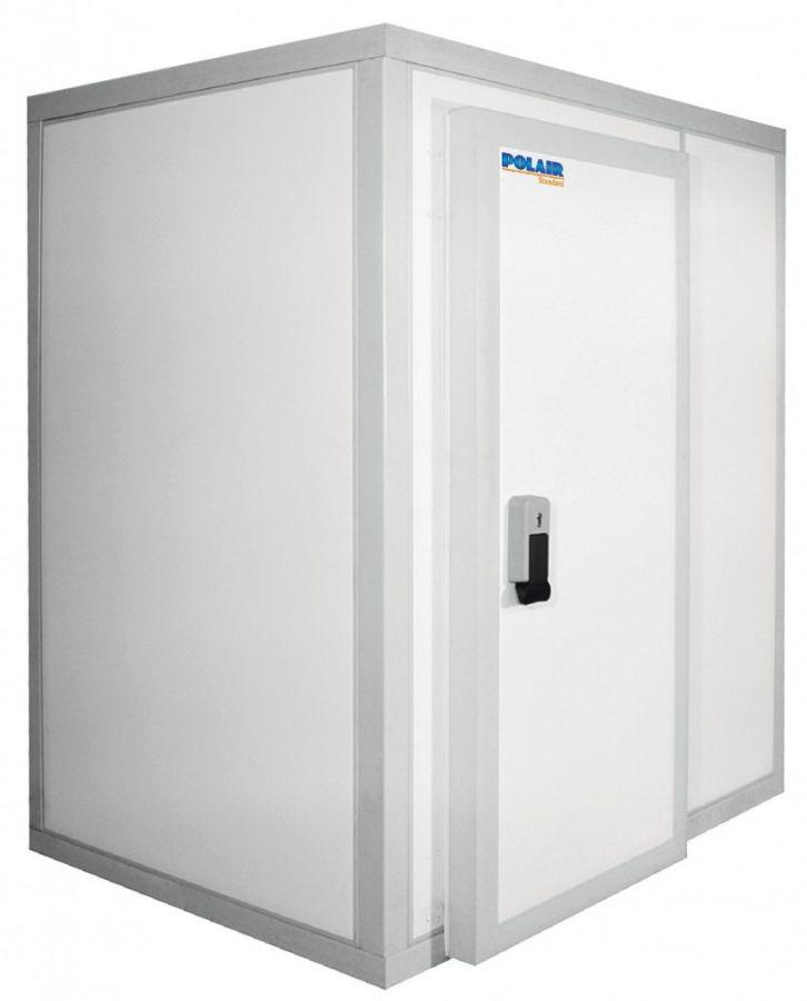 Холодильная камера Polair КХН-10,76 (1400х4100х2500) 100 мм