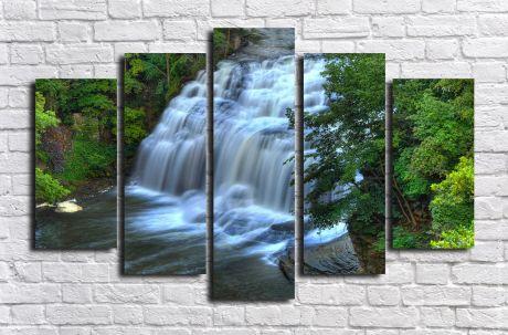 Модульная картина Пейзажи и природа 119