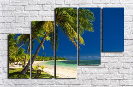 Модульная картина Пейзажи и природа 125