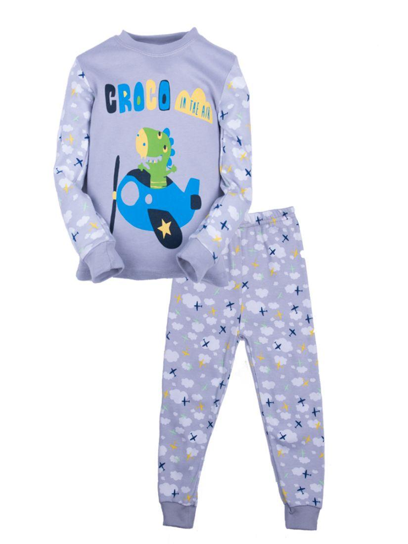 Пижама для мальчика Croco