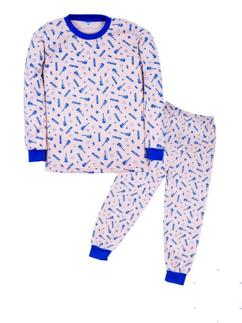 Пижама для мальчика Music
