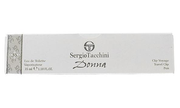 Sergio Tacchini Donna, 35 ml