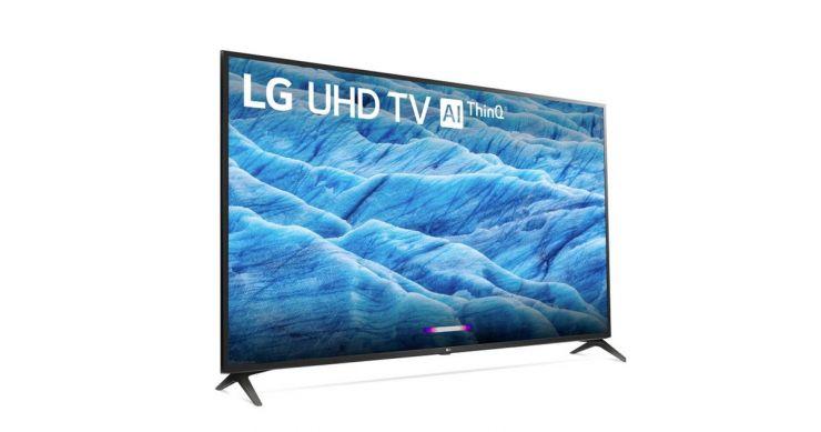 "Телевизор 55"" LG LED 55UM7300: SmartTV, 4K UHD, 178°/178°, PMI 1600Hz, DVB-T/T2/"