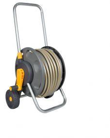 """Тележка HoZelock 2489 со шлангом 1/2"""" 20 м, коннекторами и наконечником для шланга"""