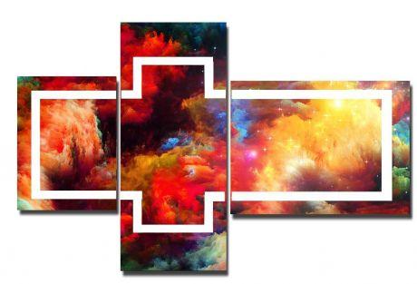 Модульная картина Облачный атлас
