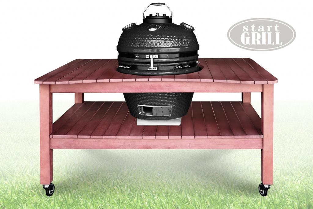 Комплект Start Grill, 57 см / 22 с окошком