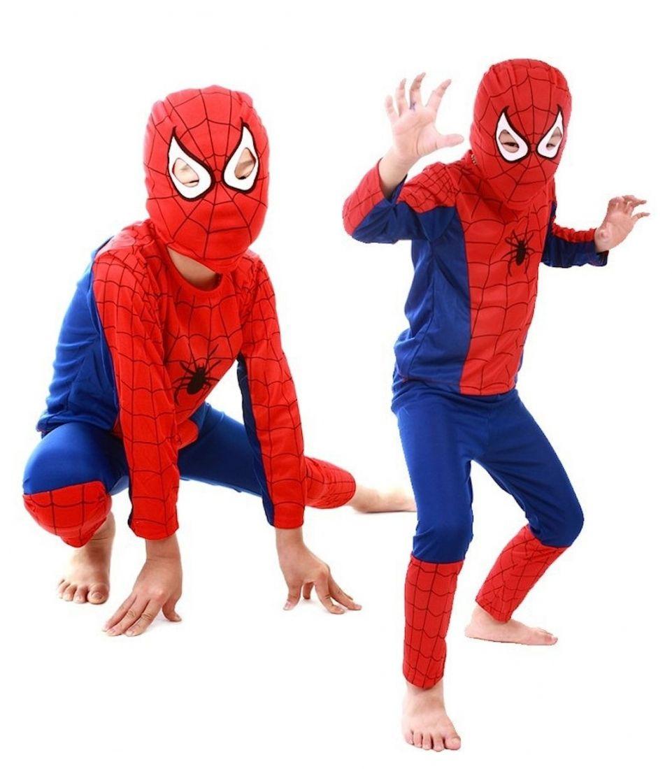 Детский костюм спайдермена