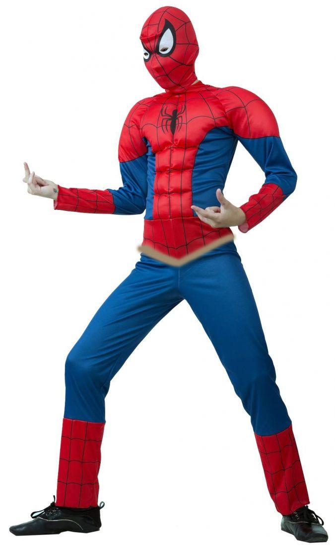 Детский костюм Спайдермена раздельный