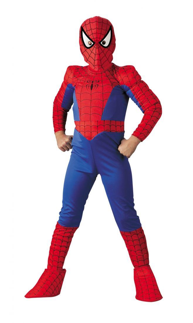 Детский костюм Спайдермена Marvel