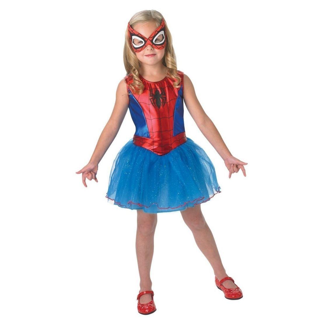 Детский костюм Спайдергерл