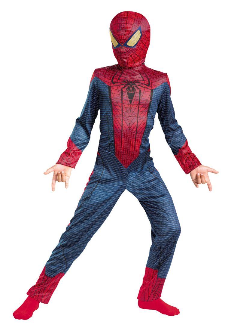Детский костюм Классического спайдермена