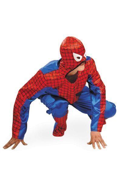 Костюм человека-паука взрослый