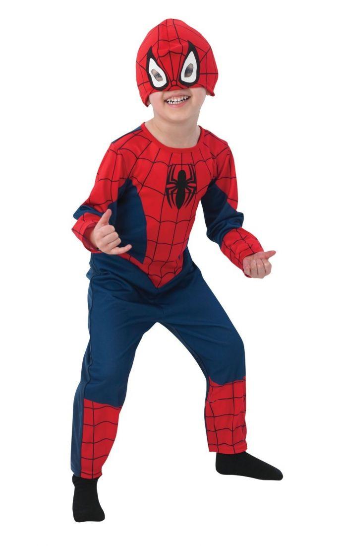 Детский классический костюм Спайдермена