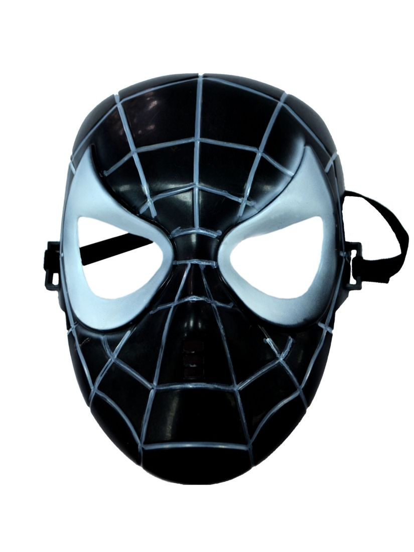 Черная маска Человека-паука