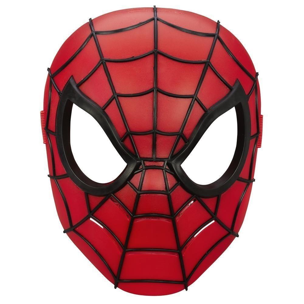 Классическая маска Человека-Паука